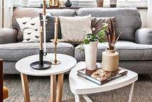 Interior / Home Decoration, Design, Furniture / by Pris Cille