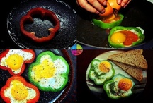 Healthy Food Ideas / by Shannon Leigh Chambers