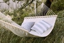 hammock happiness  / by Lauren Adair Cooper