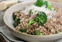 Guilt-less Meals / Delicious Vegan, vegetarian, low carb, less meat, multi-grain, low grain, macrobiotic, nutritious and Paleo diet meals / by Jennifer Mc Clinton