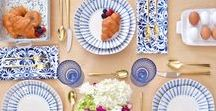 Table Settings / Get Featured | Vietri Products | Made in Italy | Dinnerware from Italy | Italian Made Ceramics | Beautiful Tablescapes | Beautiful Table Presentations