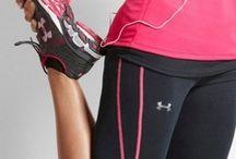 workout clothes / by Lauren Adair Cooper