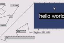 Visual language / Visual Programming Languages and more...