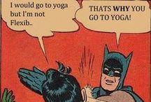 Yoga / by ABL