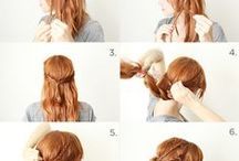 ◆◇◆ Cute hairstyle ◆◇◆ / by Knit Spirit