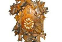 Cuckoo Clocks / by Patty