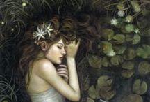 dreamland~mystical slumber. / by ChasetheShade