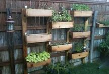 Repurposed / Taking something and turning it into something else! Classic recycle/reuse ideas.
