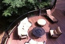 Fiberon FiberPRO Gallery / This is where Fiberpro Contractors show off the quality of their decks.  Photos in the photo gallery may include decking and railing products other than Fiberon as well as custom installations not warranted by Fiberon. http://www.fiberondecking.com/professionals/fiberPRO/ContractorGallery