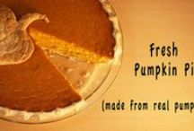 Orange food / collection of recipes and information on orange food - pumpkins, sweet potatoes, winter squash, oranges, peaches, more!