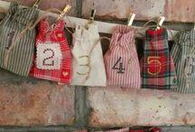 ◆◇◆ Xmas: Advent calendar ◆◇◆ / by Knit Spirit