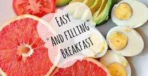 Best Breakfast Recipes / Breakfast Food | Breakfast Recipes | Brunch Food | Brunch for a Crowd | Breakfast Meals | Hardy Breakfast | Delicious Breakfast Recipes
