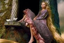 Jennifer Styled Shoot Inspiration : Rapunzel