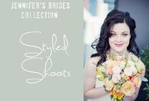 Jennifer's Brides : Styled Shoots / A collection of supplier styled shoots