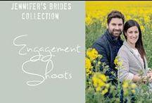 Jennifer's Brides : Engagement Shoots / Engagement shoots by Jennifer Sinclair Photography