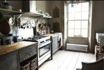 Home - Kitchen / by Anne Fossmo