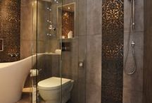 Home - Bathroom / by Anne Fossmo