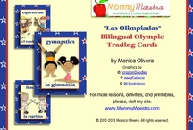 Bilingual Printables / by Monica Olivera