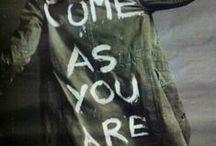 My Style / Free spirit  #Grunge #Rock #Tomboy  / by Valérie Vanmol