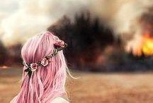 Mermaid Hair / by Valérie Vanmol