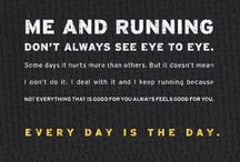 Running<3 / by Gerty Girl