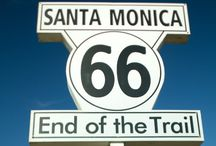 ROUTE 66 SIGNS / by Sandra Grimes