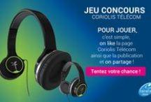 #Jeu concours #Coriolis Télécom