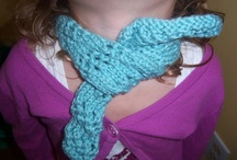 Scarves and cowls for sale / by Loopy Yarn Crafts