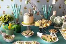 Inspiration: Adult Party Time Themes / by Jacqueline Roth♡