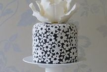 Inspiration:  Black And White Party / Having a black and white party?  Need some ideas and inspiration?  Here are a few…. / by Jacqueline Roth
