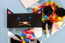 Inspiration:   Children's Party Ideas / Need ideas for your child's next birthday party?  Let these ideas inspire you. / by Jacqueline Roth♡