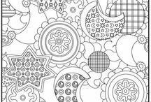 Colouring pages ideas / public