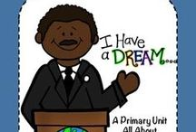 Martin Luther King Jr. / by MommyMaestra