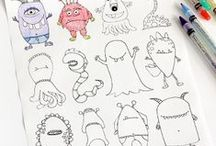Kids | Colouring Pages
