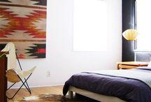 MASCULINE BEDROOM DESIGN / Interior design ideas for masculine bedroom spaces