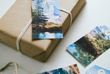 Gift Giving / Gift and gift wrapping ideas