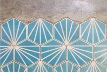 FABULOUS FLOORS / Floor inspiration for interior design