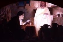 J.Kirk Richards-religious painter / -J.Kirk Richards work / by Melanie Jean Juneau
