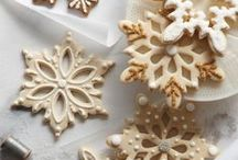 Inspiration:  Christmas Cookies / Holiday cookies / by Jacqueline Roth♡