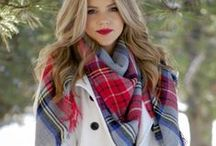 Fashion Love—Scarves / create a unique, beautiful and sophisticated look with the use of scaves / by Jacqueline Roth♡