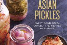 Asian Pickles / by Karen Solomon