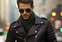 Inspiration:  Stylish Gentlemen / sophisticated looks for the a classic and sexy man. / by Jacqueline Roth♡