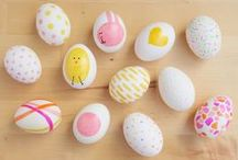 Easter Celebrations / crafts, projects, meals, desserts and more that help celebrate this holiday