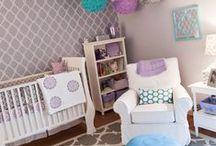 BABY GIRL BEDROOM / by Vanessa Jaramillo