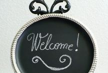 Welcome! / by Jacqueline Roth♡