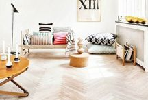 {home + décor} / beautiful spaces and design ideas for the home / by Alex André