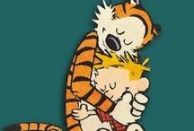 Calvin and Hobbes / by Jennifer Donatelli