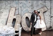 Fun Wedding Ideas / by My Day Wedding Blog