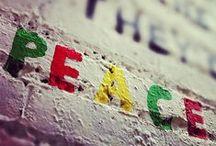 Peace/Peaceful
