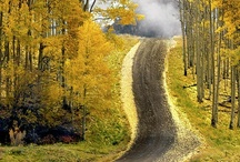 The Long And Winding Road / by Sharon Stead Vassily